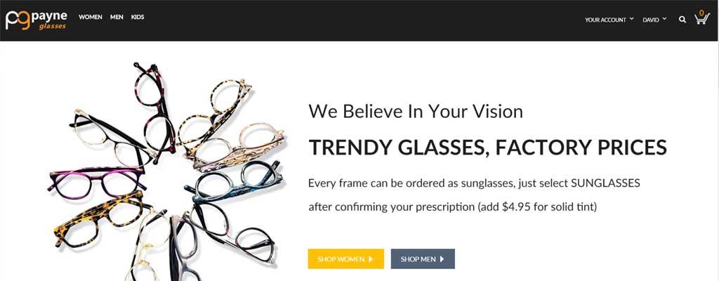 Payne Glasses